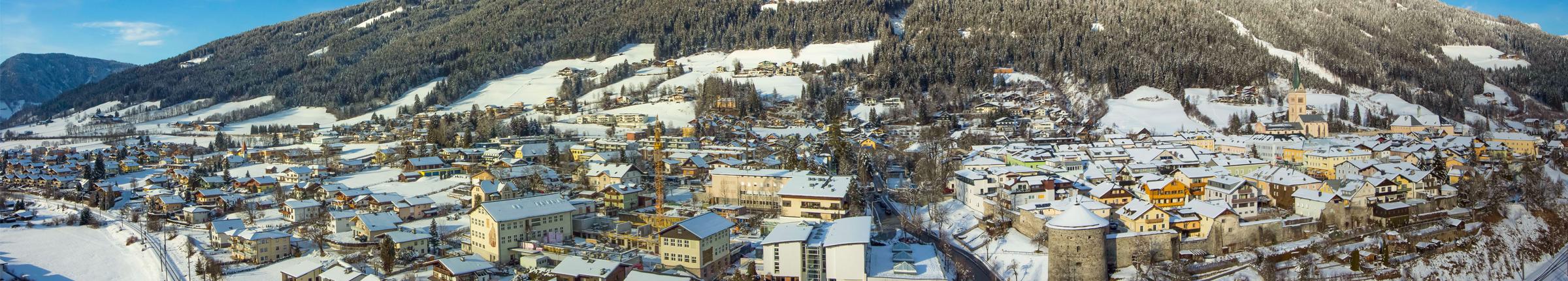 Radstadt Winter 2016